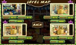 Free Hidden Object Games - Main Street screenshot 2/4