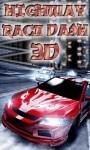 Highway Race Dash 3D screenshot 1/1