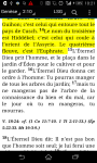 French Bible: Segond 21 screenshot 1/3