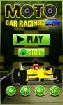 Moto Racing Car  screenshot 1/6