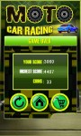 Moto Racing Car  screenshot 5/6