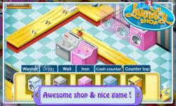 Kids Laundry Shop screenshot 3/6