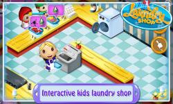 Kids Laundry Shop screenshot 4/6