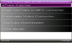 FREE YOUTUBE TO MP3 CONVERTER screenshot 1/1