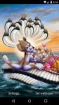 Beautiful Vishnu Live Wallpaper HD screenshot 1/6
