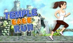 TEMPLE BABE RUN screenshot 1/1