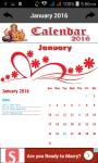 Calendar New screenshot 3/4