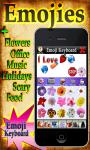 More Emoticons With Emoji Keyboard For Free screenshot 1/3