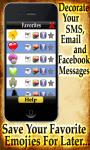 More Emoticons With Emoji Keyboard For Free screenshot 2/3