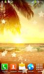 Beach Sunrise Live Wallpapers screenshot 6/6