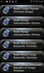 Radio FM Congo screenshot 1/2