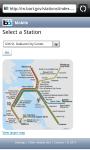 BART - Bay Area Rapid Transit screenshot 2/3