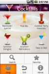 10000 Cocktails screenshot 2/5