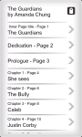 Youth Adult EBook - The Guardians screenshot 3/4