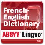 ABBYY Lingvo Fr-En screenshot 1/1