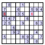 Sudoku 6630 screenshot 1/1