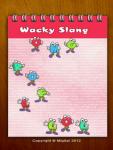 Wacky Slang Free screenshot 1/6
