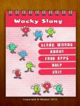 Wacky Slang Free screenshot 2/6