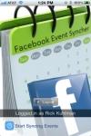 Facebook Event Calendar Sync screenshot 1/1