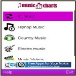 Music News Lite screenshot 2/4