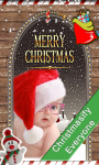 Christmas Photo Booth Free screenshot 1/4