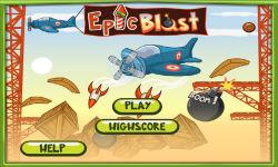 Epic Blast free screenshot 1/6