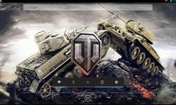 World of Tanks 3D LWP screenshot 3/3