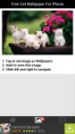 Free Cat Wallpaper For Phone screenshot 3/6