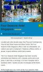 Singapore Hotel Booking screenshot 2/4