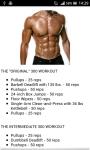 Body 300 Workouts screenshot 1/4