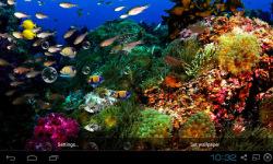 Real Aquarium Live Wallpapers screenshot 2/4