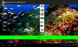 Real Aquarium Live Wallpapers screenshot 3/4
