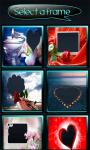 Best Romantic Photo Frames screenshot 2/6