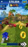 Sonic Dash only screenshot 2/6