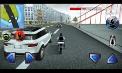 Police Motorcycle Simulator 3D screenshot 1/4