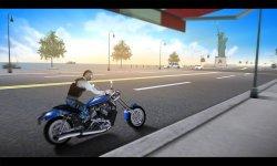Police Motorcycle Simulator 3D screenshot 4/4