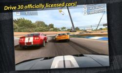 Real Racing 2 modern screenshot 1/5