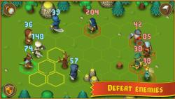 Heroes A Grail Quest personal screenshot 3/5