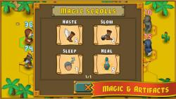 Heroes A Grail Quest personal screenshot 4/5
