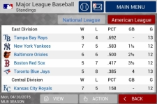 MLB Manager 2015 emergent screenshot 4/6