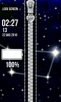 Horoscope Zipper Lock Screen screenshot 4/6