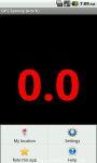 GPS Speedy - Pendrush screenshot 1/3