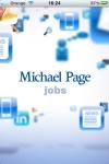 Michael Page Jobs screenshot 1/1