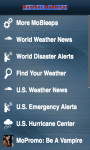 World Weather MoBleeps screenshot 1/6