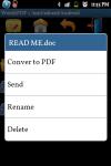 Word2PDF Converter screenshot 4/6