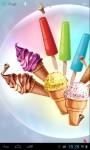 Ice cream LWP screenshot 2/4