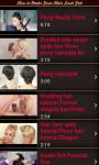 How to Make Your Hair Look Fab Free screenshot 1/3