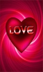 Love Swirl Live Wallpaper screenshot 1/3