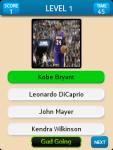 Guess the Celebrity : Brain Game screenshot 2/4