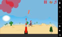 Motorcycle Jumping Games screenshot 3/3